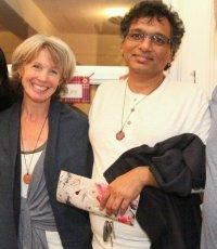 Anne Veh & Rajesh Krishnan