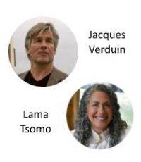 Jacques Verduin & Lama Tsomo
